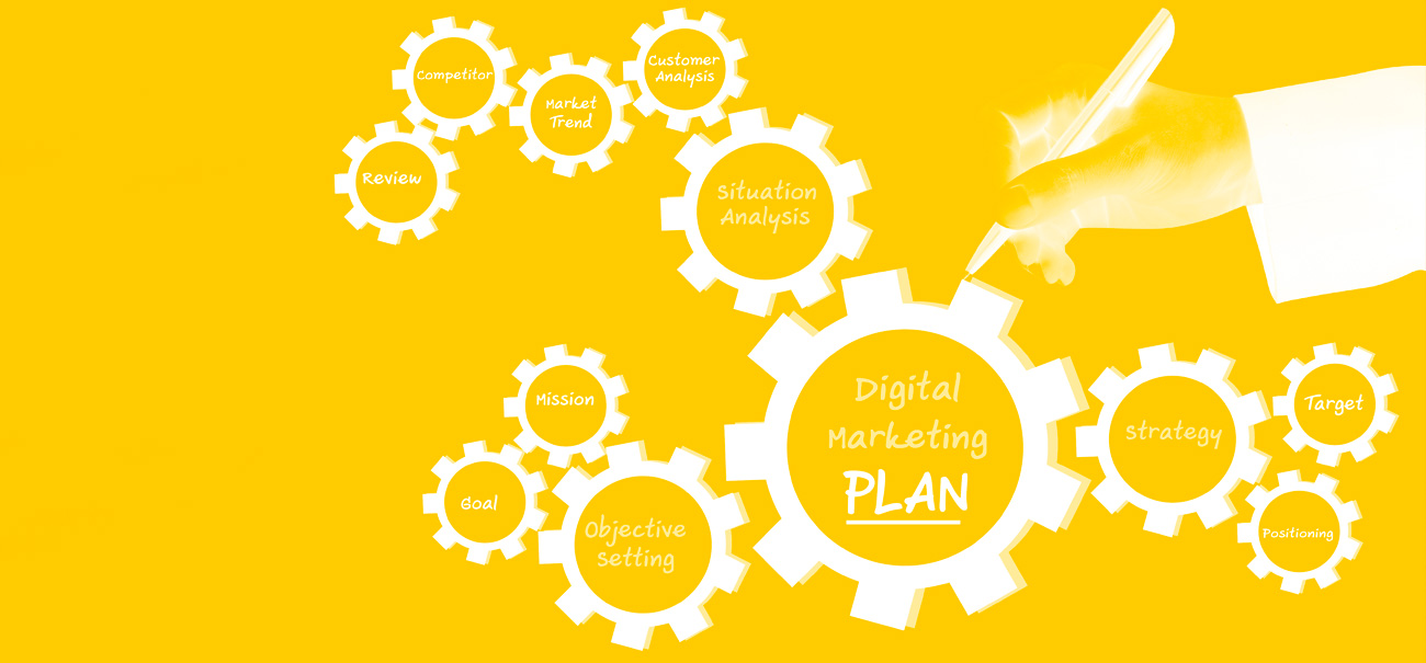 En qué consiste un plan de marketing online