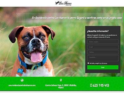 Residencia canina Los Hueros